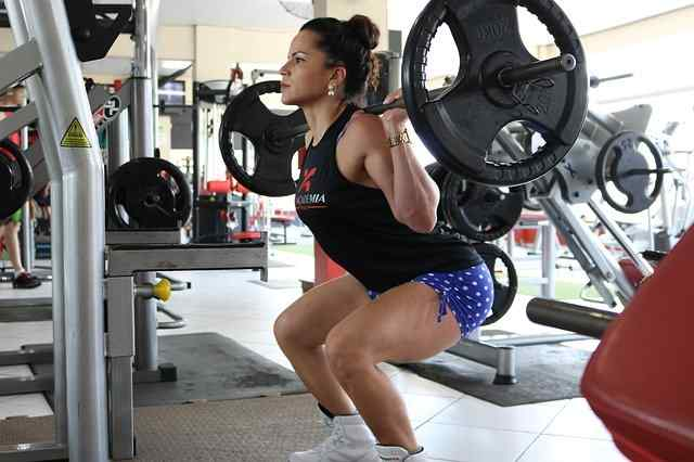 Weight Lifting For Muscle Gain