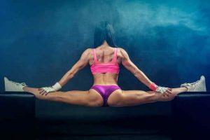 gaining muscle vs toning