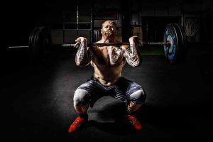 weight lifting for muscle growth